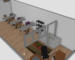studio 1 38m²
