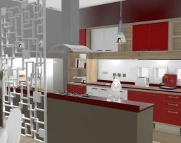cozinha linha moderna 2017