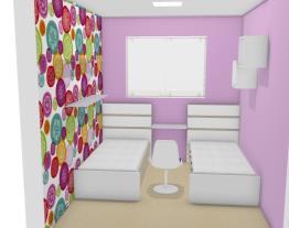 quarto infantil duas camas mrv