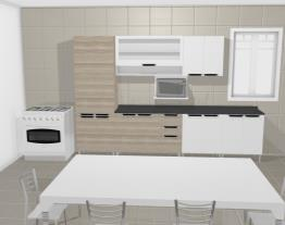 cozinha rua T vivace