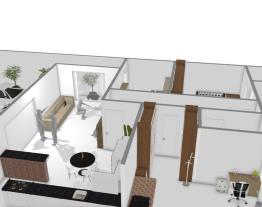 Bady City - cozinha integrada
