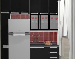 Meu projeto no Mooble complemento da minha cozinha