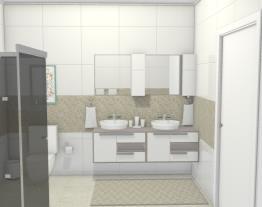 Banheiro de casal