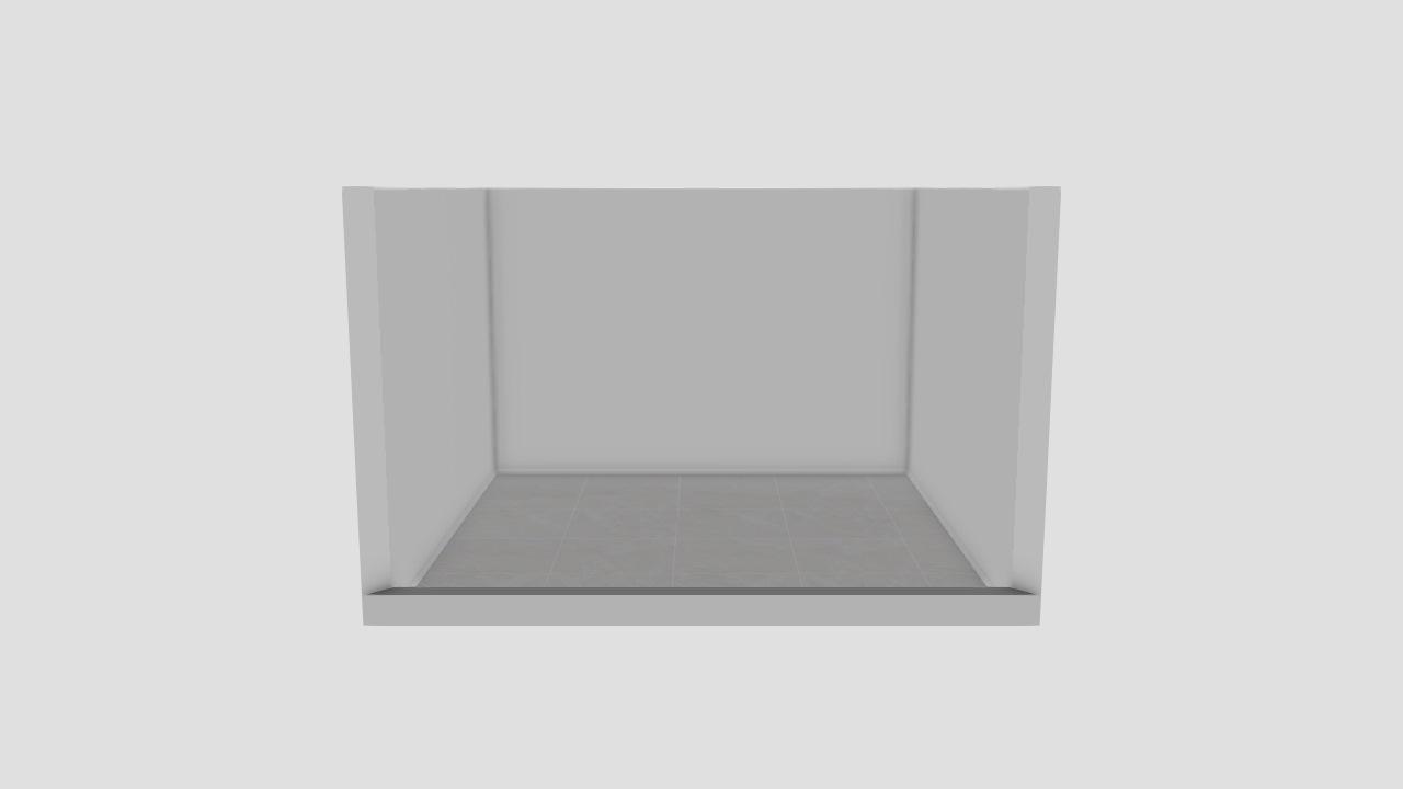 planta da casa 3D