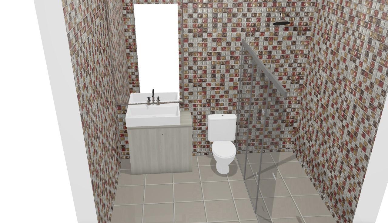 banheiro 1,90x4,80
