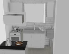 Cozinha Reserva Solare 1