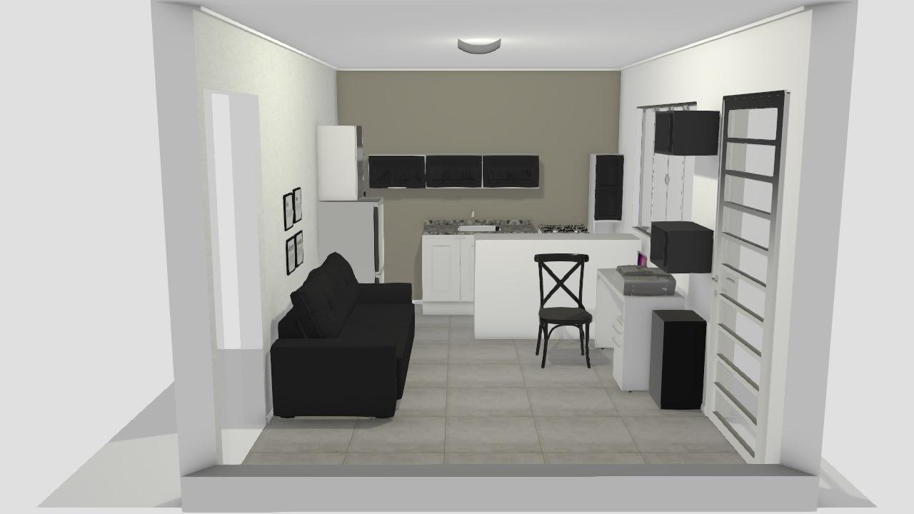 Cozinha/ sala Lucy