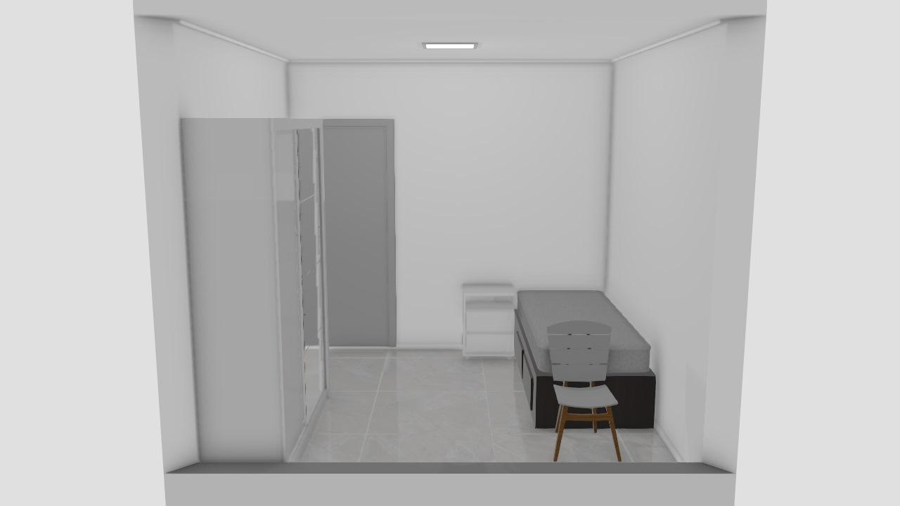 Projeto quarto gabi