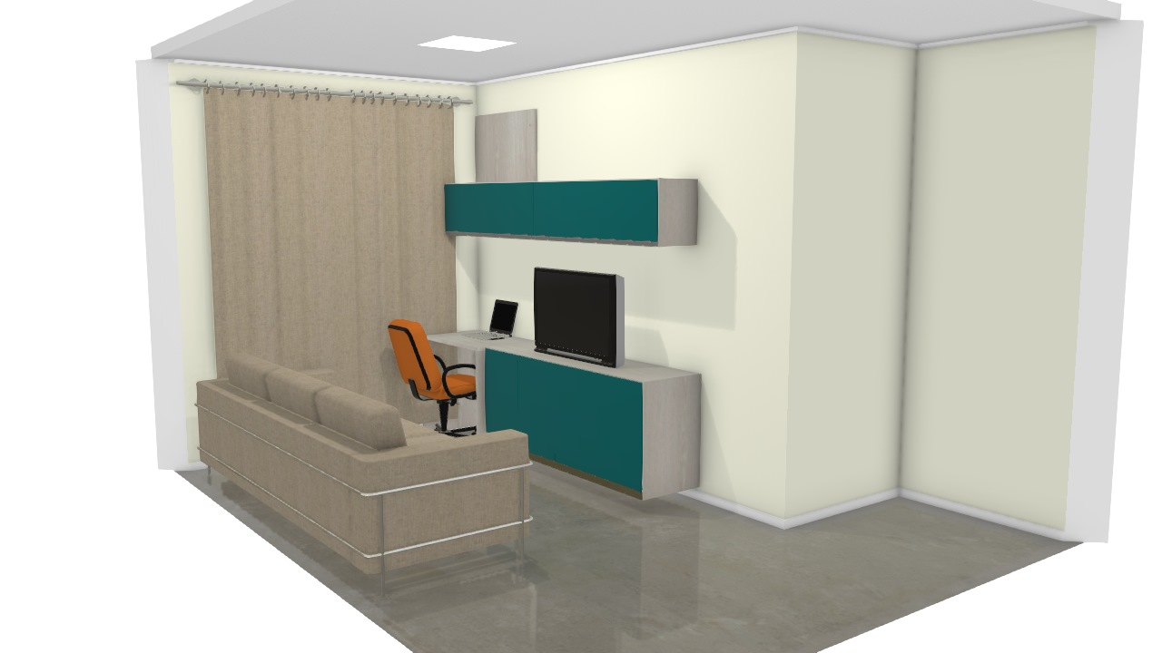 sala de estar intimo