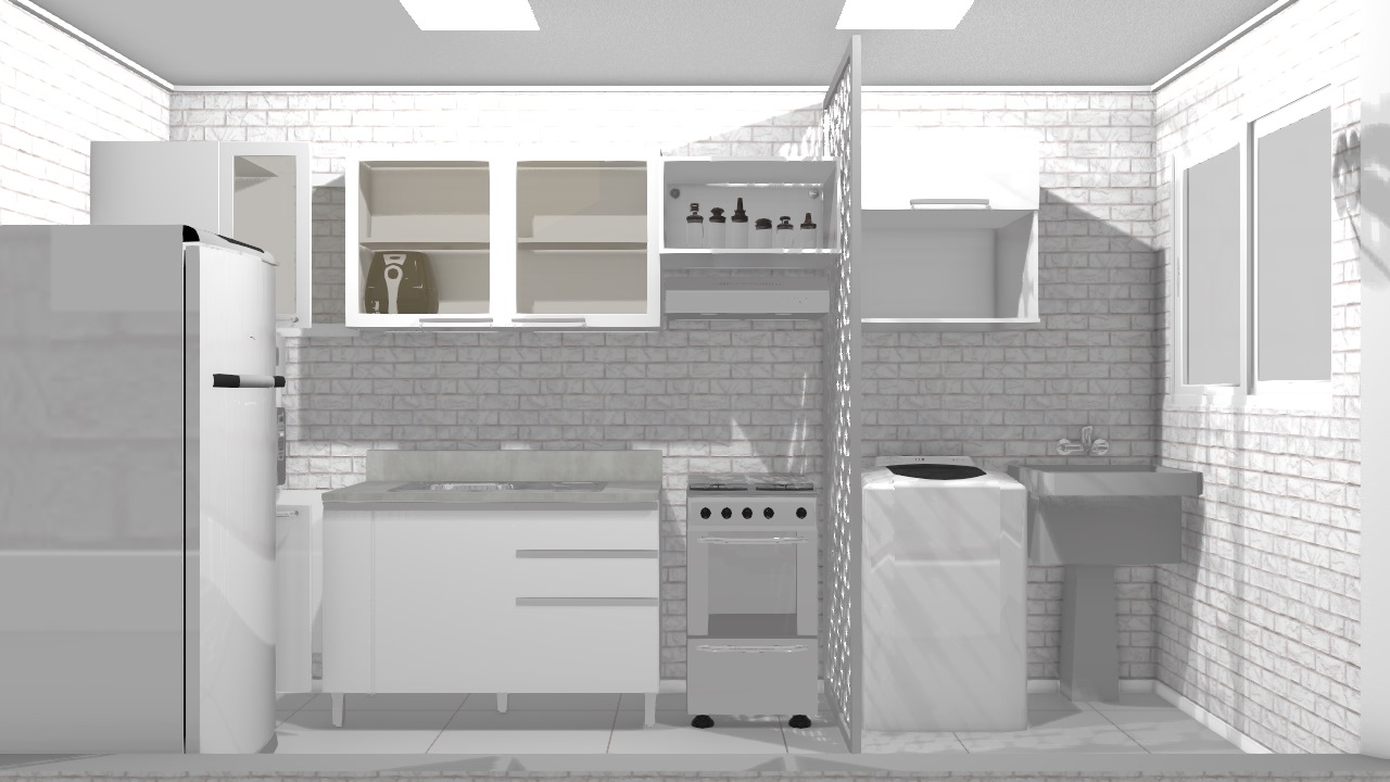 Cozinha diferente