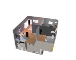 casa 2 quartos\ suite