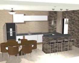Projeto cozinha marcia