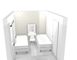Projeto do quarto de Gabriele