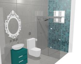 Banheiro moni