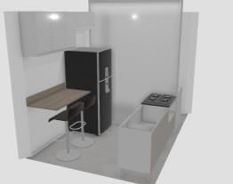 Meu projeto Itatiaia - cazinha sala