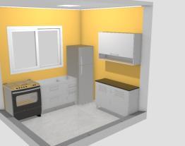 cozinha compacta 230x250