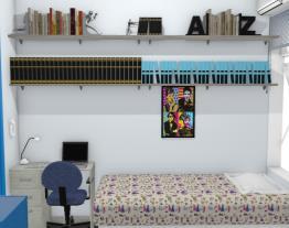 Dormitório Erin