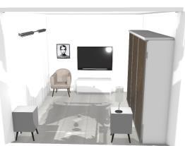 Um quarto louco