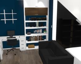 Quarto Jefferson - outro armário