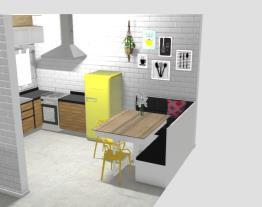 Cozinha - nossa casa Whit&Thais