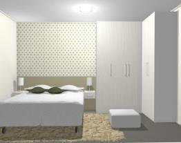 Dormitório 02 l Movelaria - Cristina Fogolin