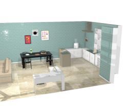 Sala/cozinha 1