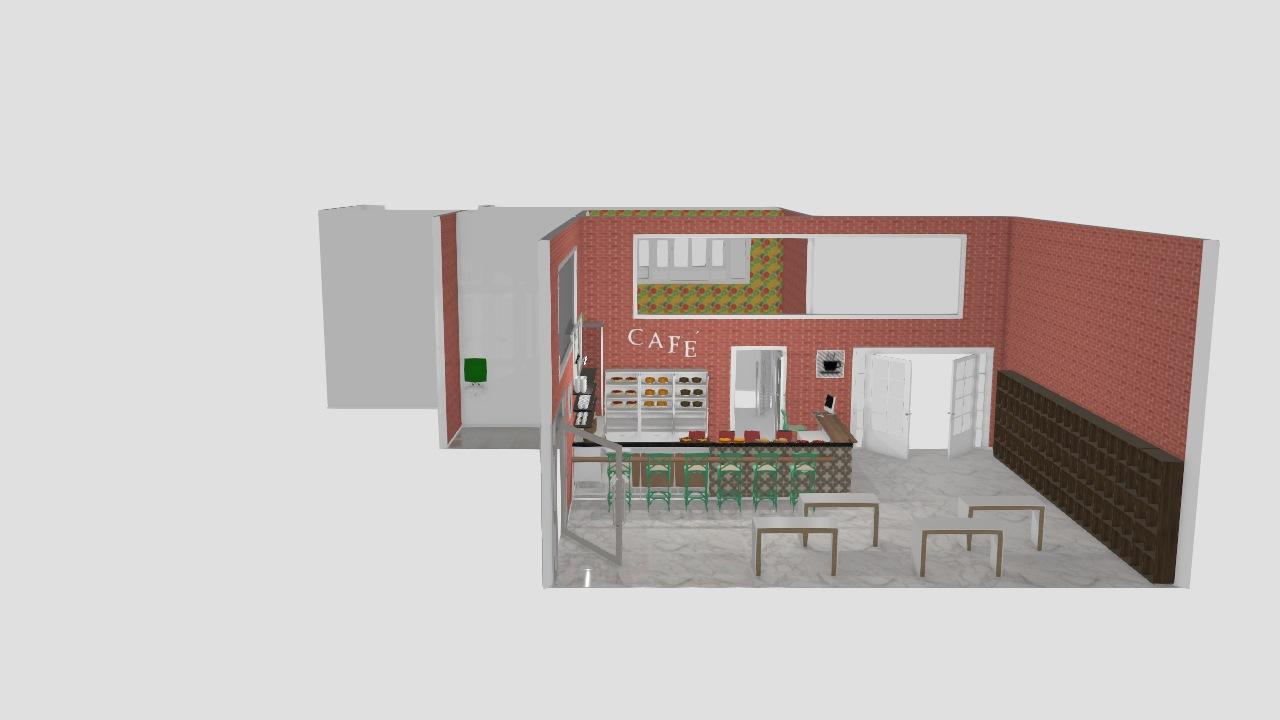 Cafeteria - Café Literário