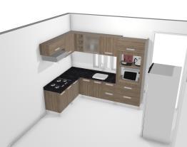 Cozinha - Opção 2
