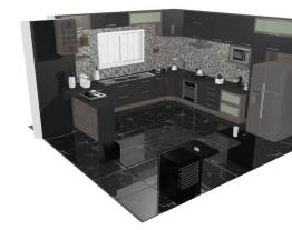 cozinha black