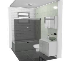 Banheiro Apartamento 4