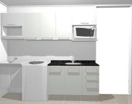 Cozinha Apartamento 2