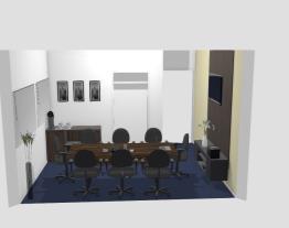 Sala de Reunião - Protervac Jundiaí