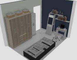 Meu quarto (reforma)