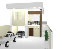 Projeto Casa Moderna VI