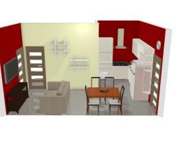 cozinha casa atual