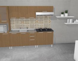 Cozinha Cacau Carvalho