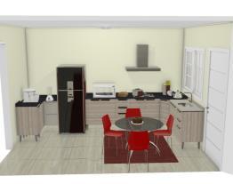 Minha cozinha!