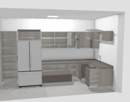 cozinha taina