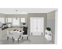 cozinha casa sonhos