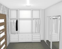 Closet com 2 gaavetoes