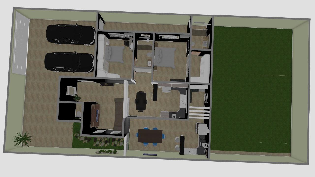 Projeto 2 Casa Leme