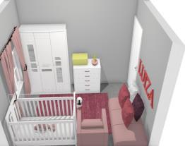 quarto da Luiza