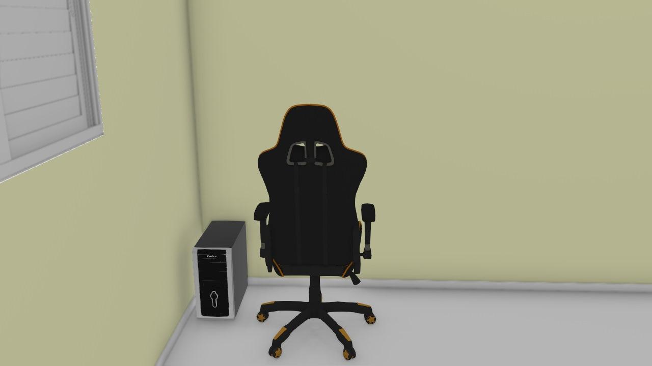 meu quarto escritorio