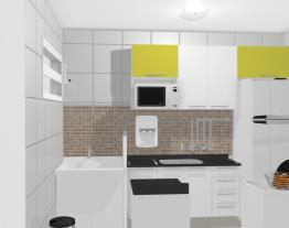 Cozinha Italinea c/ area servico