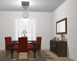 Fancy Dinner Room