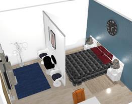 quarto de rapaz (adolescente)