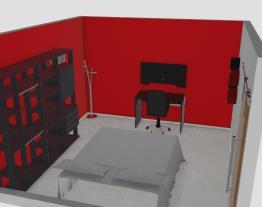 Meu projeto no Mooble quarto iverson
