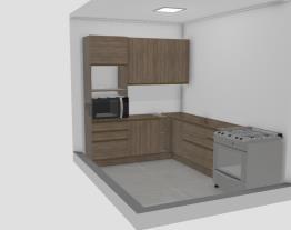 cozinha maxxi c/ paneleiro -