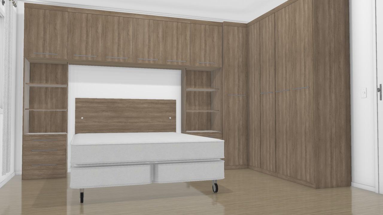 Projeto Nosso quarto kappesberg