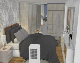 Quarto_Alternativa 4_porta relocada E CLOSET